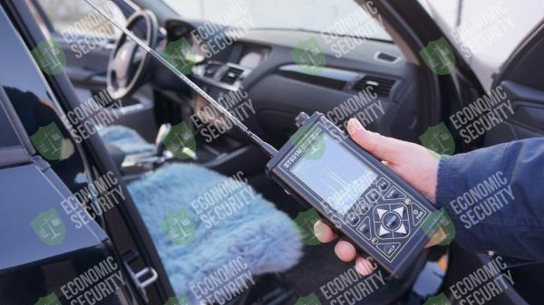 Проверить машину на прослушку | Найти жучок в автомобиле